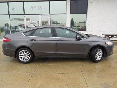 2016 Ford Fusion for sale in Tracy, MN