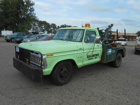 1974 Ford F-250 for sale in Tracy, MN