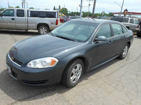 2010 Chevrolet Impala for sale in Tracy, MN