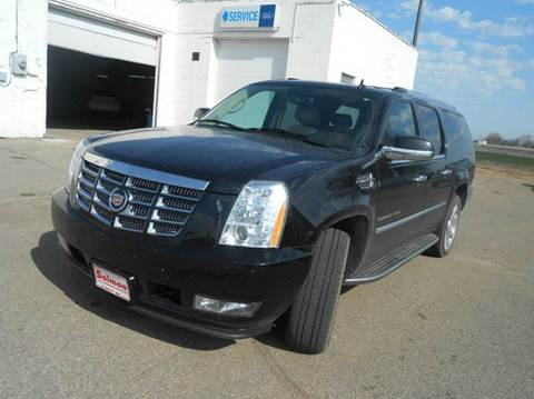 2010 Cadillac Escalade ESV for sale in Tracy, MN
