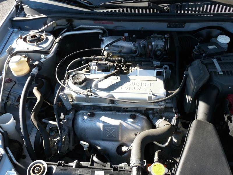 2004 Mitsubishi Lancer ES 4dr Sedan - Roselle NJ