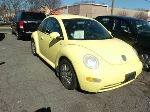 2001 Volkswagen New Beetle for sale in Roselle, NJ