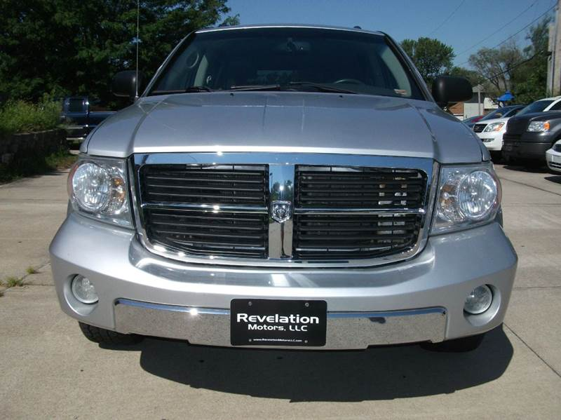 2007 dodge durango limited 4dr suv 4wd in columbia mo. Black Bedroom Furniture Sets. Home Design Ideas