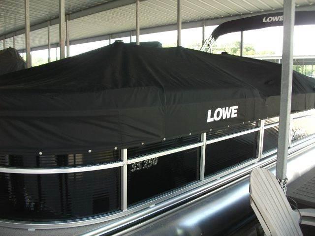 2015 Lowe SS250