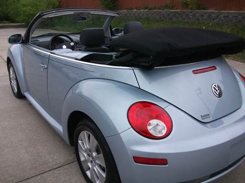 2009 Volkswagen New Beetle