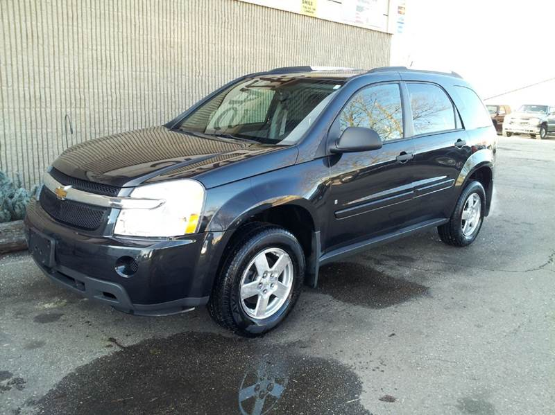 2008 chevrolet equinox awd ls 4dr suv in flint mi harvey. Black Bedroom Furniture Sets. Home Design Ideas