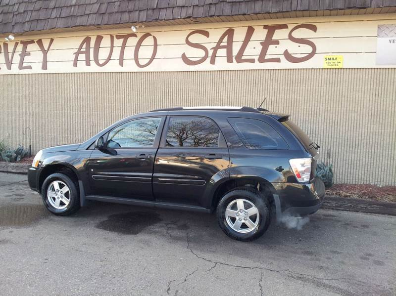2008 chevrolet equinox ls 4dr suv in flint mi harvey. Black Bedroom Furniture Sets. Home Design Ideas