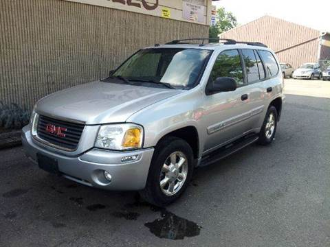 used 2005 gmc envoy for sale in michigan. Black Bedroom Furniture Sets. Home Design Ideas