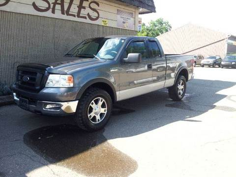 2004 Ford F-150 for sale in Flint, MI