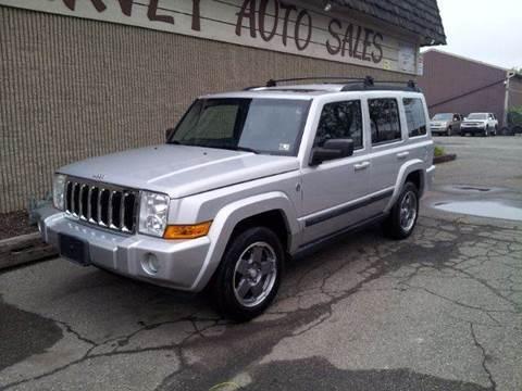 2007 Jeep Commander for sale in Flint, MI