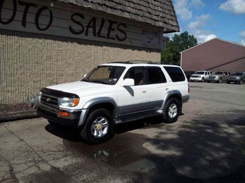 1997 Toyota 4Runner for sale in Flint, MI