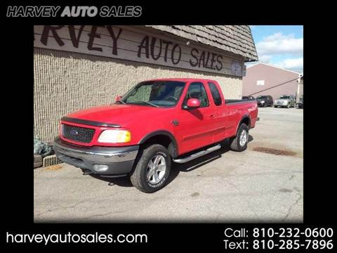 2002 Ford F-150 for sale in Flint, MI