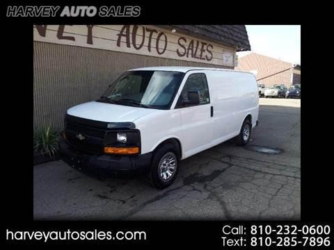 2009 Chevrolet Express Cargo for sale in Flint, MI