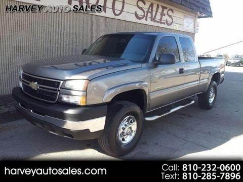2007 Chevrolet Silverado 2500HD Classic for sale in Flint, MI