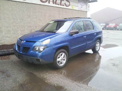 2003 Pontiac Aztek for sale in Flint, MI