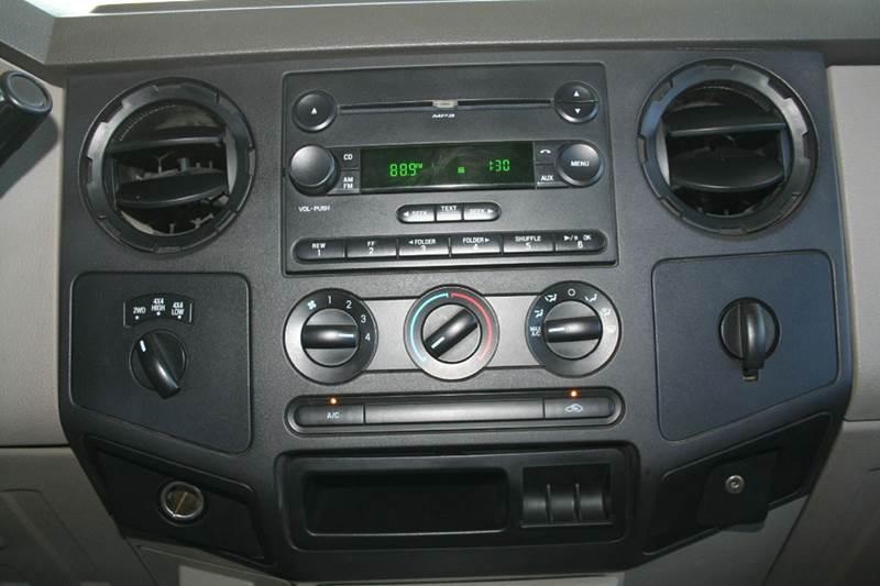 2008 Ford F-250 Super Duty FX4 4dr Crew Cab 4WD SB - Rocklin CA