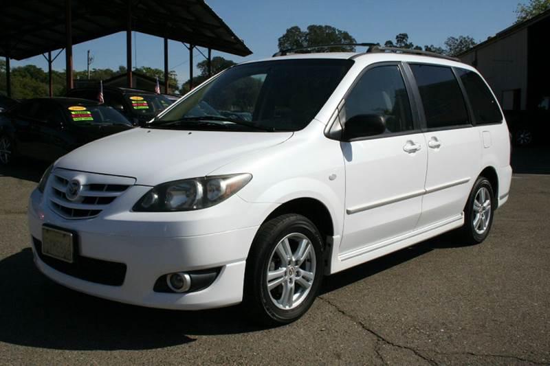 2006 mazda mpv lx 4dr mini van in rocklin ca cost less auto. Black Bedroom Furniture Sets. Home Design Ideas
