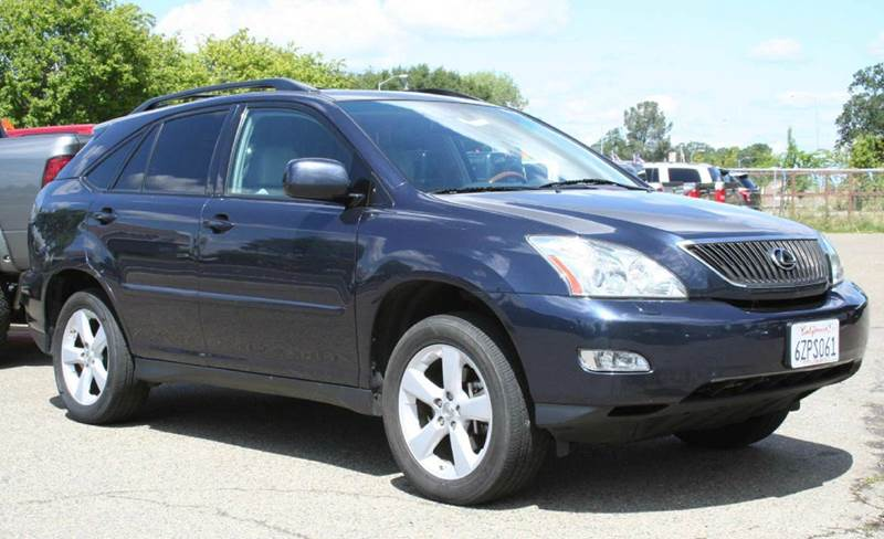 2007 lexus rx 350 awd 4dr suv in rocklin ca cost less auto. Black Bedroom Furniture Sets. Home Design Ideas