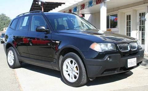 2004 BMW X3 for sale in Rocklin, CA