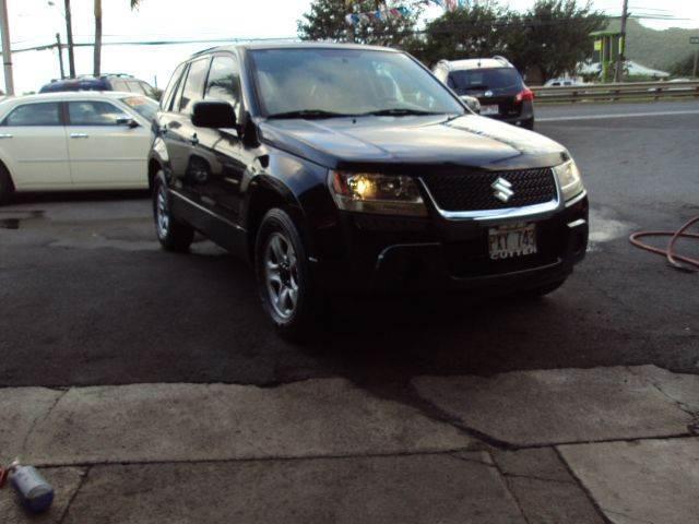 2009 Suzuki Grand Vitara