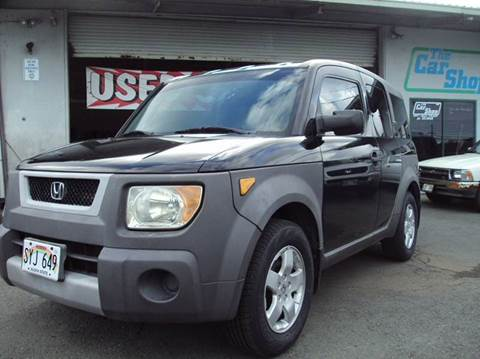 2003 honda element for sale columbia sc. Black Bedroom Furniture Sets. Home Design Ideas