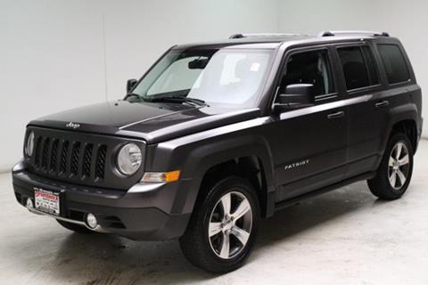 2017 Jeep Patriot for sale in Brunswick, OH