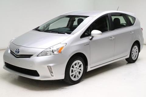 2014 Toyota Prius v for sale in Brunswick, OH