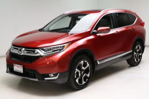 2017 Honda CR-V for sale in Brunswick, OH
