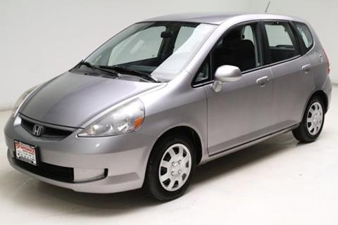 2007 Honda Fit for sale in Brunswick, OH