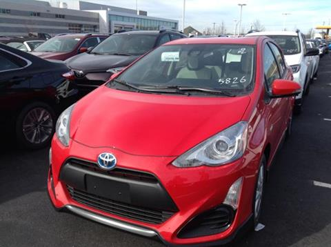 2017 Toyota Prius c for sale in Brunswick, OH