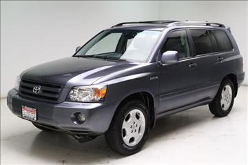 2005 Toyota Highlander for sale in Brunswick, OH