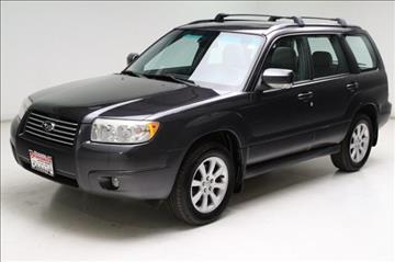 2008 Subaru Forester for sale in Brunswick, OH