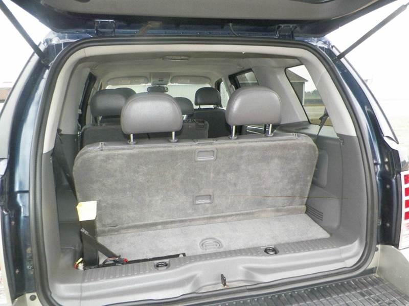 2003 Mercury Mountaineer AWD 4dr SUV - Imlay City MI