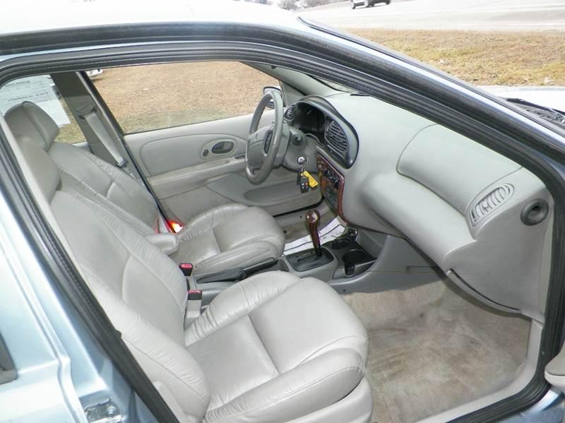 2000 Mercury Mystique LS 4dr Sedan - Imlay City MI