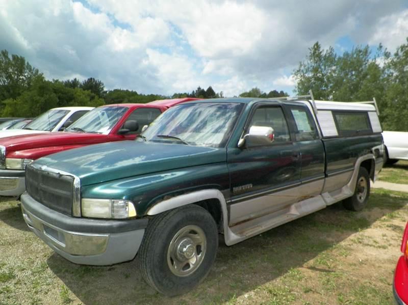 1996 dodge ram pickup 2500 for sale in imlay city mi for Goldstar motor company winchester virginia