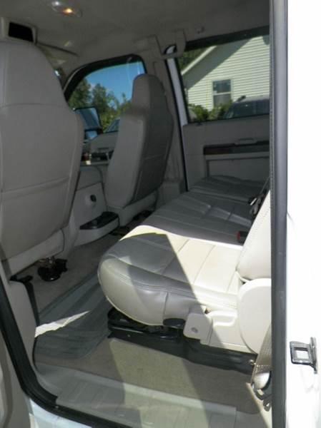 2008 Ford F-250 Super Duty Lariat 4dr Crew Cab 4WD SB - Imlay City MI
