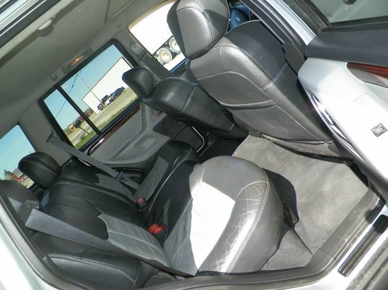2004 Jeep Grand Cherokee Overland 4WD 4dr SUV - Imlay City MI