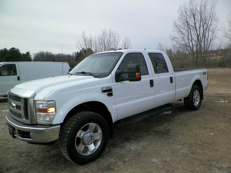 2009 ford f 250 super duty 4x4 xlt 4dr crew cab 6 8 ft sb pickup in imlay city mi orchard auto. Black Bedroom Furniture Sets. Home Design Ideas