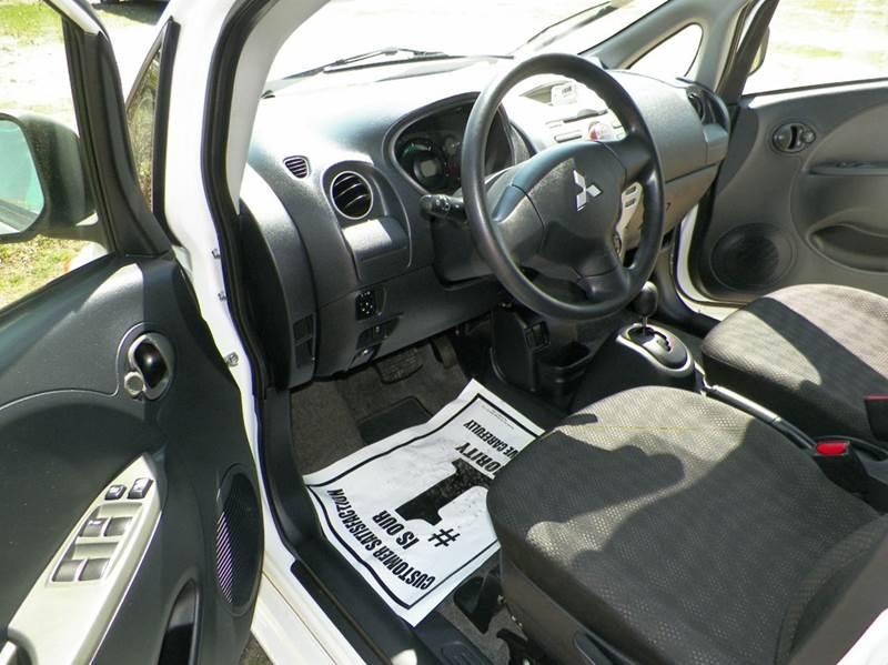 2012 Mitsubishi i-MiEV ES 4dr Hatchback - Imlay City MI
