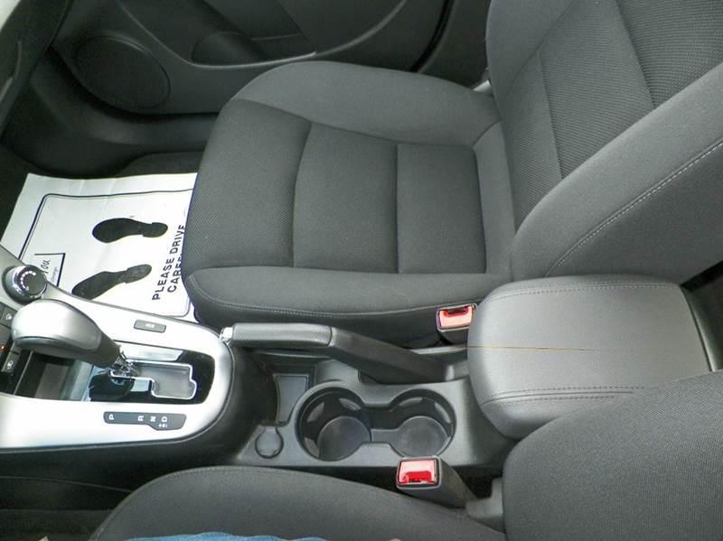 2014 Chevrolet Cruze 1LT Auto 4dr Sedan w/1SD - Imlay City MI