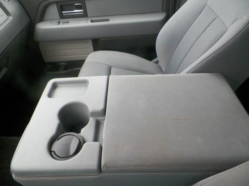 2012 Ford F-150 XLT 4x4 4dr SuperCrew Styleside 5.5 ft. SB - Imlay City MI