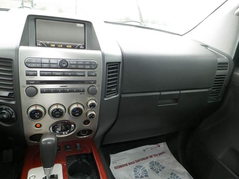 2004 Infiniti QX56 Base 4WD 4dr SUV - Imlay City MI