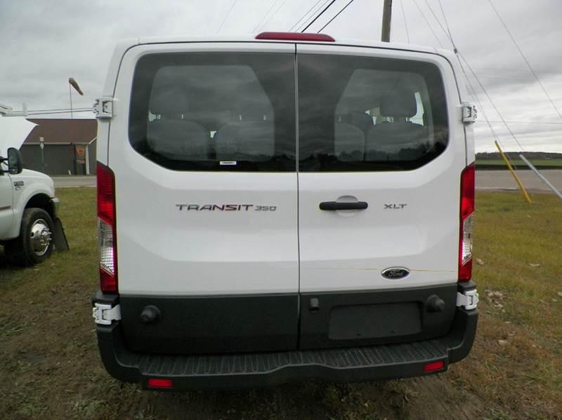 2016 Ford Transit Wagon 350 XLT 3dr LWB Low Roof Passenger Van w/60/40 Passenger Side Doors - Imlay City MI
