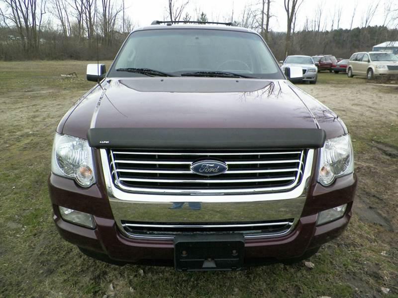 2007 Ford Explorer Limited 4dr SUV 4WD V8 - Imlay City MI