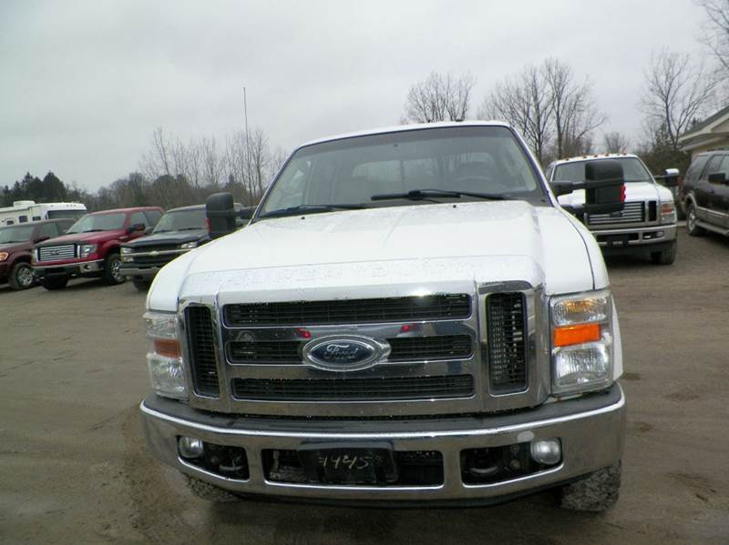 2008 Ford F-350 Super Duty Lariat 4dr Crew Cab 4WD SB - Imlay City MI