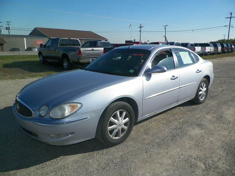 2005 buick lacrosse cxl 4dr sedan in imlay city mi. Black Bedroom Furniture Sets. Home Design Ideas