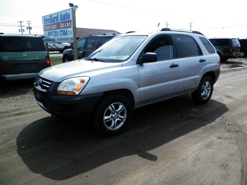 2006 kia sportage lx 4dr suv 4wd w v6 in imlay city mi. Black Bedroom Furniture Sets. Home Design Ideas