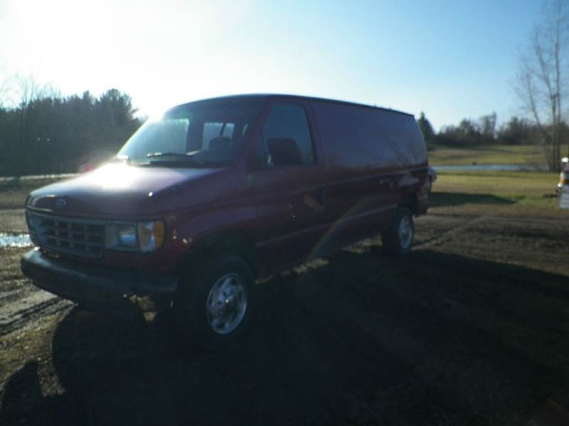 1995 Ford E-350 Base 3dr Econoline Cargo Van - Imlay City MI