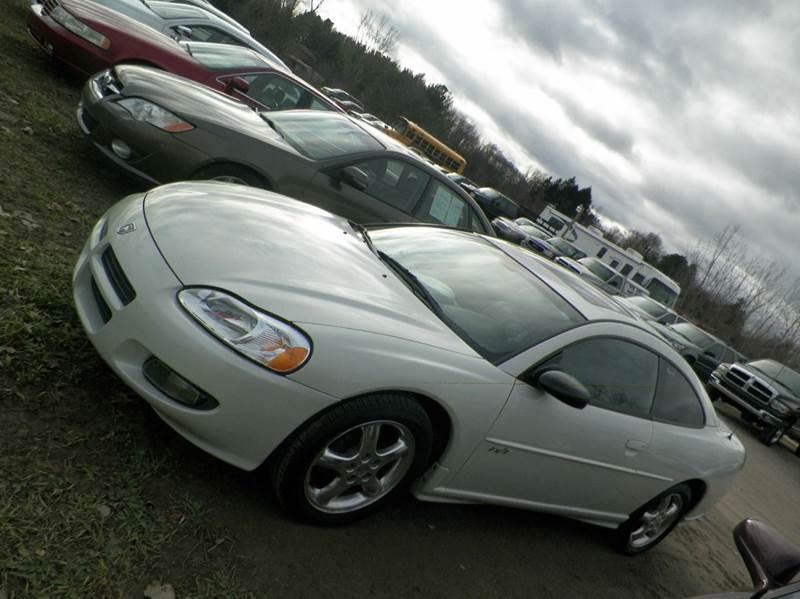 2002 Dodge Stratus R/T 2dr Coupe - Imlay City MI