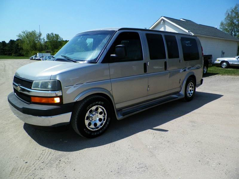 2003 chevrolet express passenger 1500 3dr passenger van in imlay city mi orchard auto. Black Bedroom Furniture Sets. Home Design Ideas